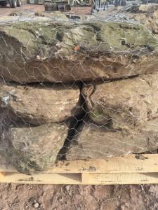 five per pallet boulder