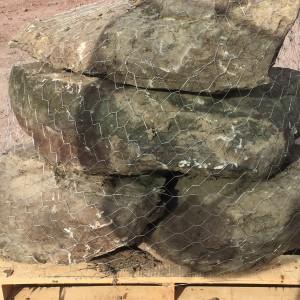four per pallet boulder